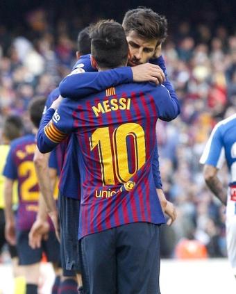 Freixa sur le cas Messi à Barcelone. EFE