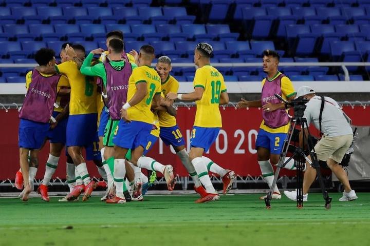 Le Brésil remporte l'or et conserve son titre. EFE