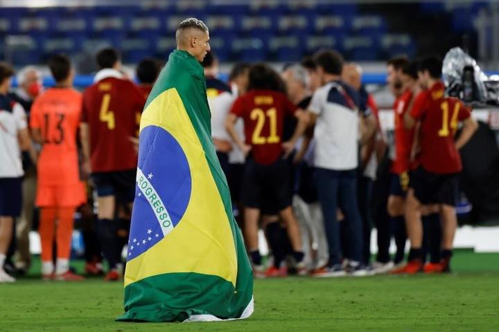 L'Espagne, punie à cause de ses propres erreurs. AFP