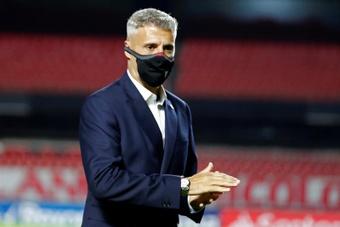 São Paulo desafia pressão e ambiente pesado contra o líder Atlético-MG
