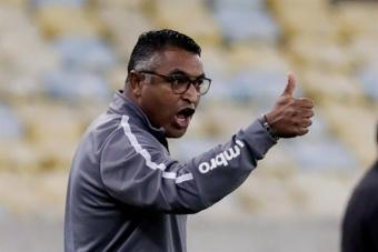 Flu espera anunciar novo técnico neste sábado. EFE/Antonio Lacerda