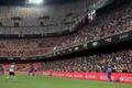 El Valencia da por hecho que venderá el total de entradas permitidas ante el Madrid. EFE