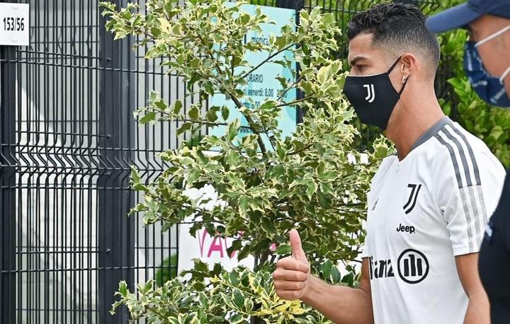 La Juve de Ronaldo compte bien récupérer son trône en Italie. EFE