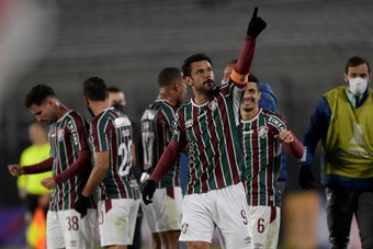 Qual a escalação do Fluminense contra a Chape.EFE