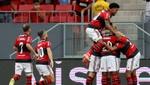 Flamengo golea a Palmeiras y pone patas arriba el Brasileirao