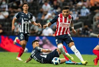 Alexis Vega y Ochoa manifestaron sus ganas de jugar en la MLS. EFE