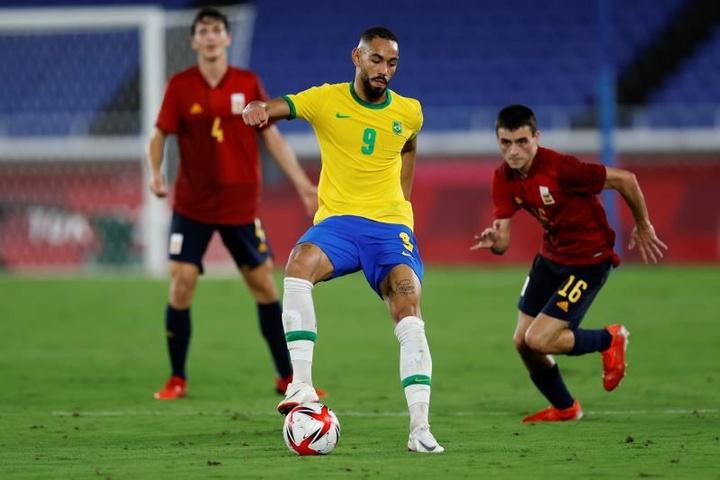 Cunha podría debutar frente al Villarreal. EFE