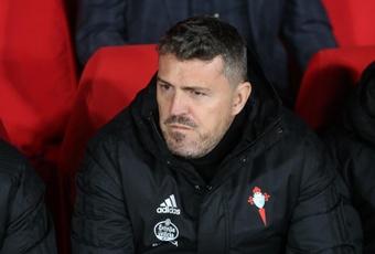 El Reims no está por la labor de dejar marchar a Óscar García. EFE