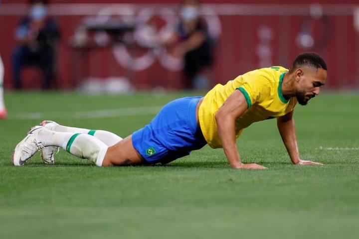 Matheus Cunha no está descartado para la tercera jornada. EFE/Archivo