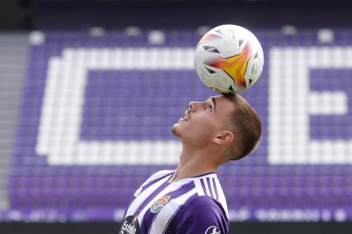 Hugo Vallejo se perderá unos seis meses de competición. EFE/Archivo