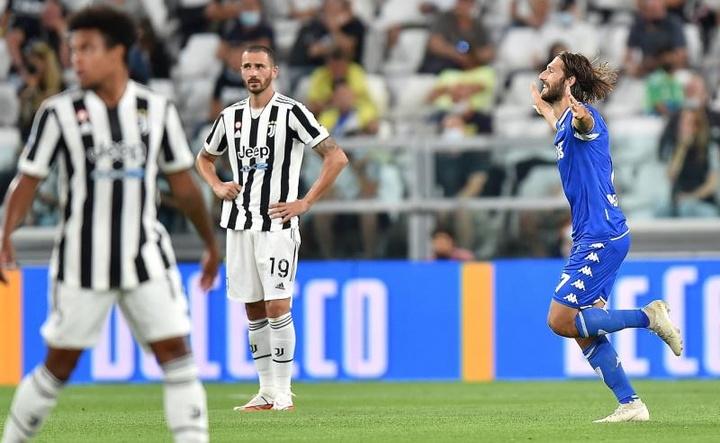 La Juve s'incline pour sa première sans Ronaldo. EFE