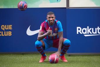 Emerson dejó el Barcelona. EFE