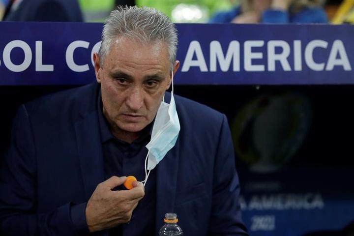 Artur, do RB Bragantino é convocado por Tite. AFP