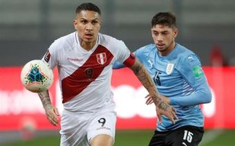 Guerrero é liberado pelo Peru e volta ao Inter. EFE