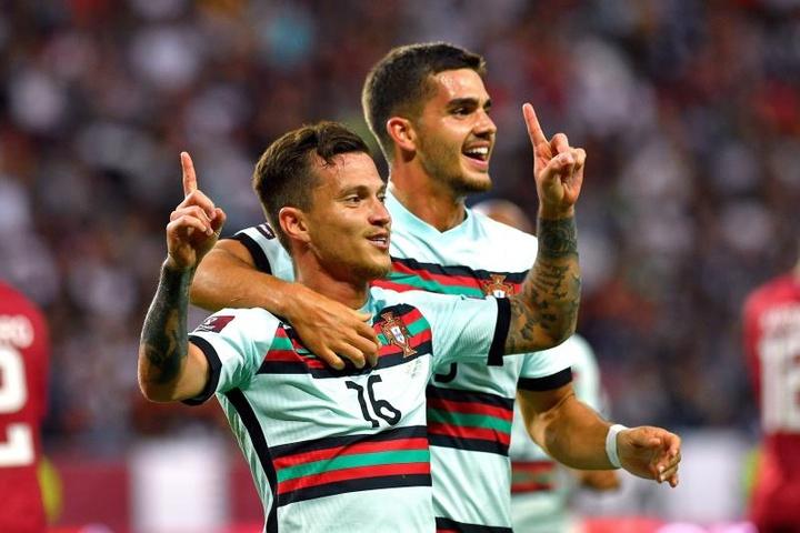 Sans Ronaldo, les remplaçants du Portugal disposent du Qatar. afp