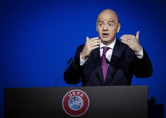 FIFA : une réunion au sommet organisée à Doha. EFE