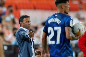 Calleja criticó la suspensión del partido ante el Villarreal: