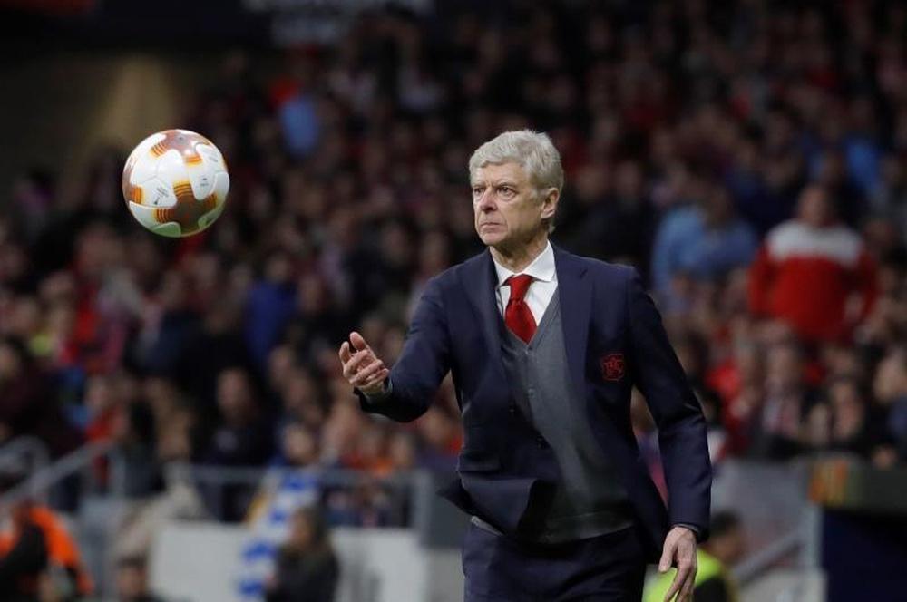 Wenger pense qu'un tournant sera pris en 2021-22. EFE