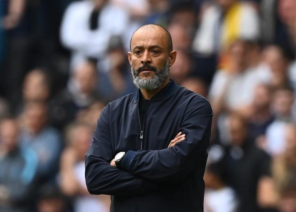 Nuno é eleito o melhor treinador de agosto na Premier League. AFP