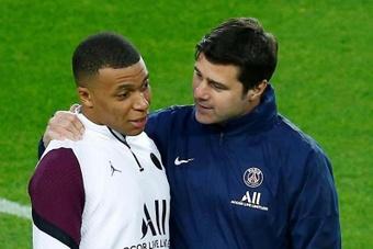 Mbappé et Icardi bien présents dans le groupe du PSG contre Clermont. efe