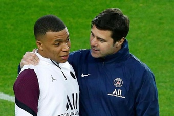 Moins grave que prévu pour Mbappé. Goal