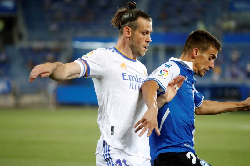 Bale shocked: he will be out between eight and ten weeks