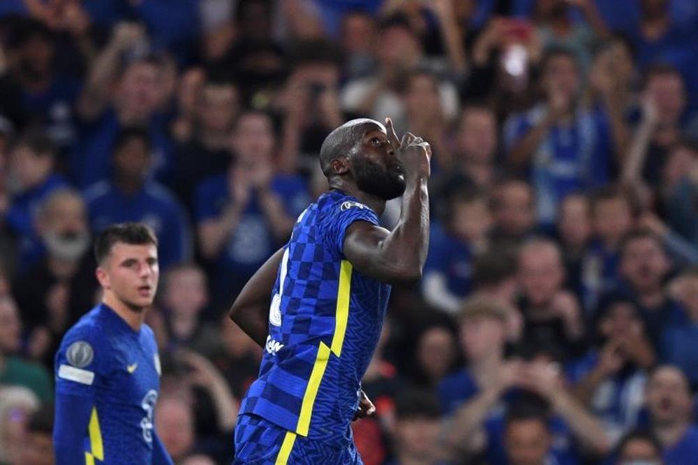 Lukaku tire Chelsea du piège du Zenit. afp