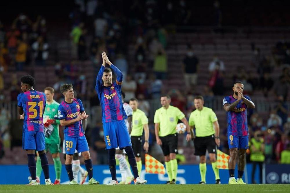 Do 8 a 2 à realidade sem Messi, Bayern expõe decadência do Barcelona na Champions. EFE