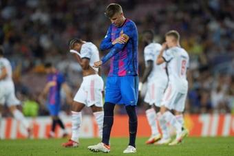 Los representantes españoles anotaron únicamente cuatro goles en el estreno europeo. EFE
