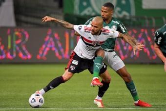 Sao Paulo rescindió el contrato de Dani Alves por impagos. EFE