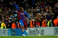 Ronald Koeman watched on as Barcelona were beaten at home to Granada on Monday. EFE