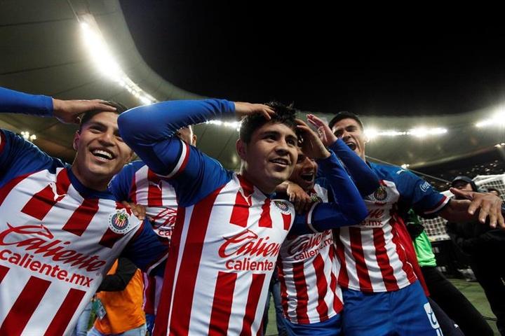 Leaño analizó el 'Clásico Nacional' ante el América. EFE