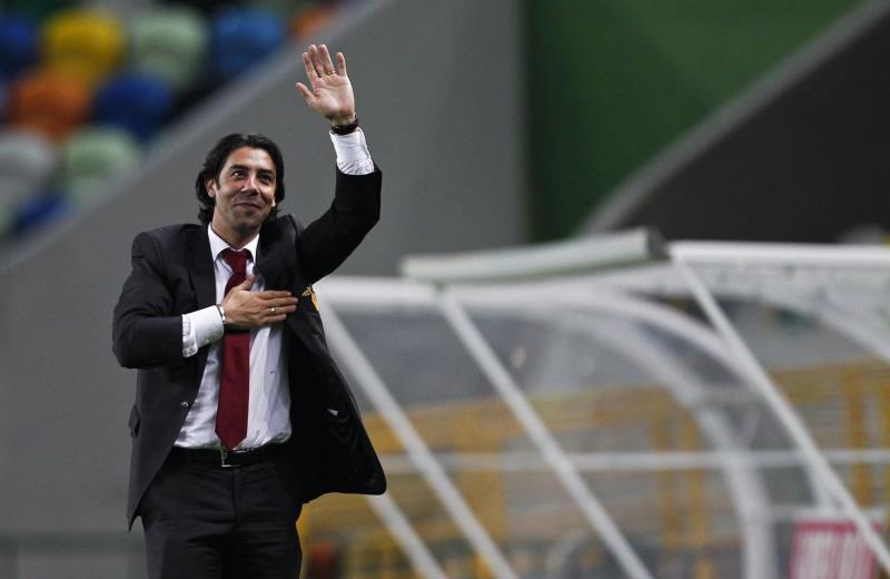 Rui Costa candidat à la présidence de Benfica