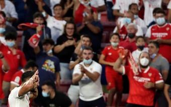 Ni Atleti ni Madrid ganaron este sábado, y sí el Sevilla. EFE