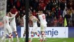 ¡El Albania-Polonia se detuvo por lanzamiento de objetos!