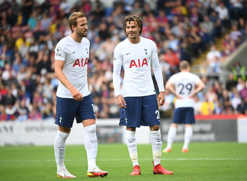 Two Tottenham players test positive for COVID-19