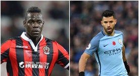 Aguero and Balotelli. BeSoccer