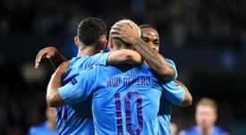 Manchester City ne sera pas exclu de la Champions League. AFP