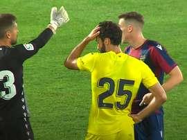 El Villarreal bajó el telón de esta pretemporada tan especial. YouTube/LevanteUD