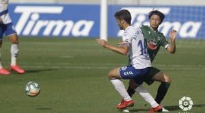 Tenerife y Deportivo igualaron en el Heliodoro. LaLiga