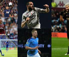 Man City are expected to make many new signings for next season. EFE/AFP