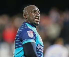 Akinfenwa descartó vestir los colores del Chelsea. WycombeWanderers