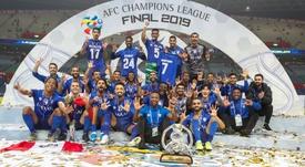 Voici les qualifiés pour le Mondial des clubs 2019 au Qatar. Twitter/Al Hilal