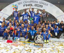 Al Hilal conquista Liga dos Campeões da Ásia. Twitter/Al Hilal