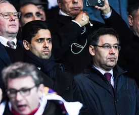 PSG could see the interenfence for their signings coming all along. AFP