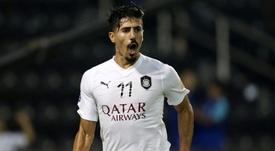 Bounedjah será el gran protagonista. AFP
