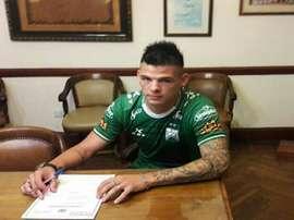 El jugador podría tener un acuerdo con un club de mayor prestigio. FerroCarrilOeste