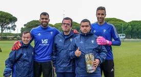 El Cádiz CF Genuine debutará en noviembre. CádizCF
