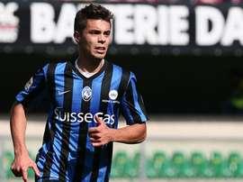 El jugador del conjunto italiano podría salir en el mercado de invierno. Atalanta