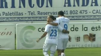 Alberto Quiles lleva tres goles en cuatro partidos como jugador del Deportivo. Captura/Footters